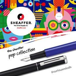 17-035 EMEA Sheaffer POP ION banners 260x2602