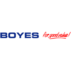 Robin Boyes, Buyer of Toys, Stationery, Luggage & Seasonal Goods at Boyes