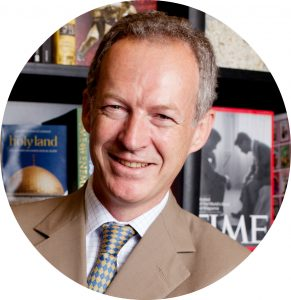 James Daunt, Waterstones