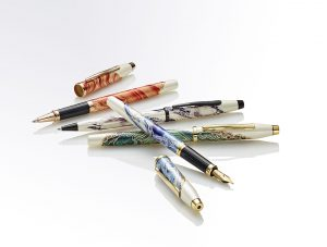 Cross' new Wanderlust pens